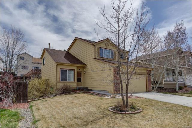5272 S Ireland Way, Centennial, CO 80015 (#2960175) :: Hometrackr Denver