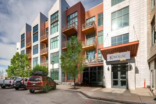 3100 Huron Street 4C, Denver, CO 80202 (MLS #2960176) :: 8z Real Estate