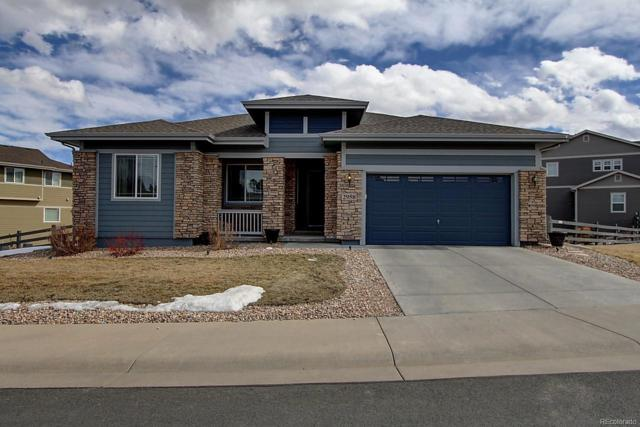 2958 Russet Sky Trail, Castle Rock, CO 80108 (#2960178) :: Compass Colorado Realty