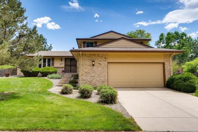 3672 E Mineral Place, Centennial, CO 80122 (#2960220) :: Colorado Home Realty