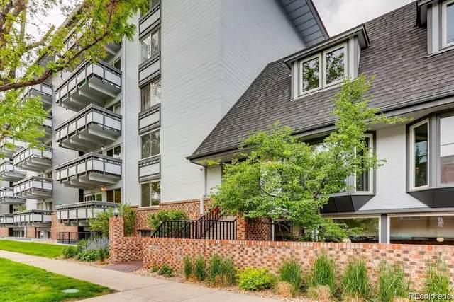 555 E 10th Avenue #111, Denver, CO 80203 (MLS #2960305) :: Find Colorado