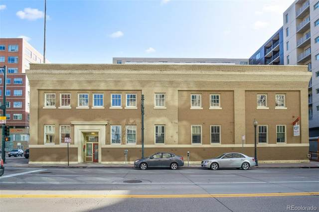 1800 15th Street #104, Denver, CO 80202 (MLS #2960306) :: 8z Real Estate