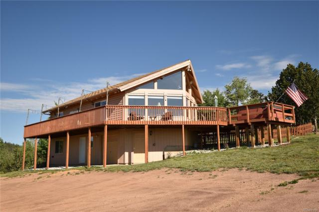 9960 S Sh 67 Highway, Cripple Creek, CO 80813 (#2960346) :: Bring Home Denver with Keller Williams Downtown Realty LLC