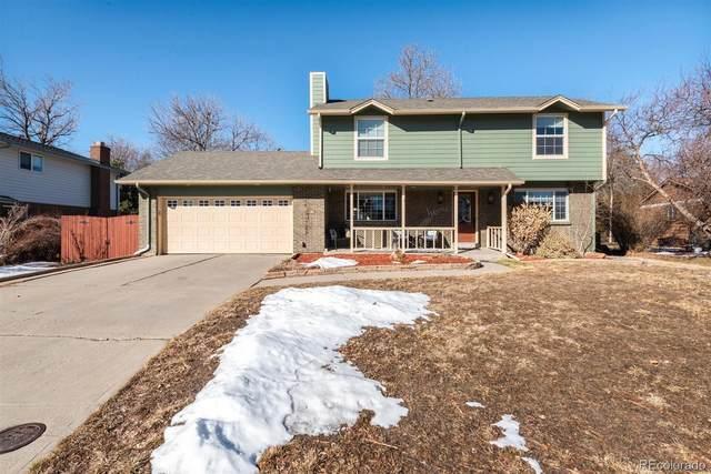 2161 S Flower Street, Lakewood, CO 80227 (MLS #2960778) :: 8z Real Estate