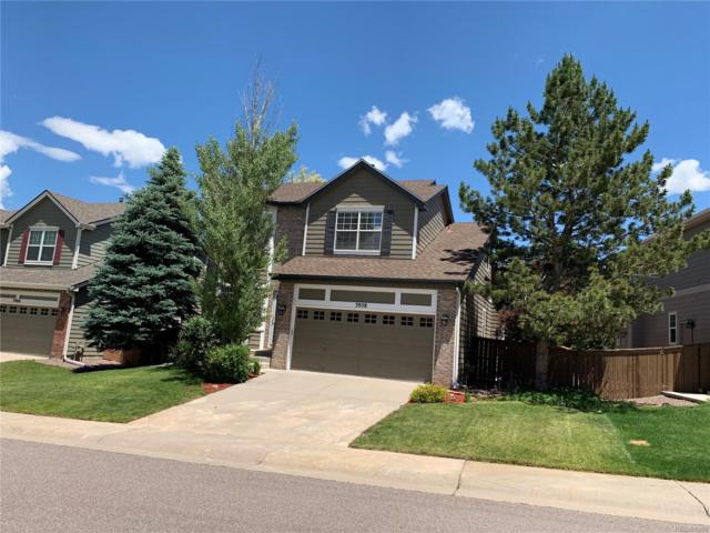3958 Garnet Way, Highlands Ranch, CO 80126 (#2960878) :: The Healey Group