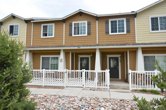 3151 Harpy Grove, Colorado Springs, CO 80916 (#2961263) :: Compass Colorado Realty