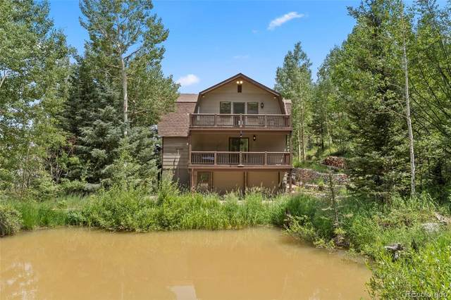 6250 Waterfall Loop, Manitou Springs, CO 80829 (MLS #2961677) :: Clare Day with Keller Williams Advantage Realty LLC