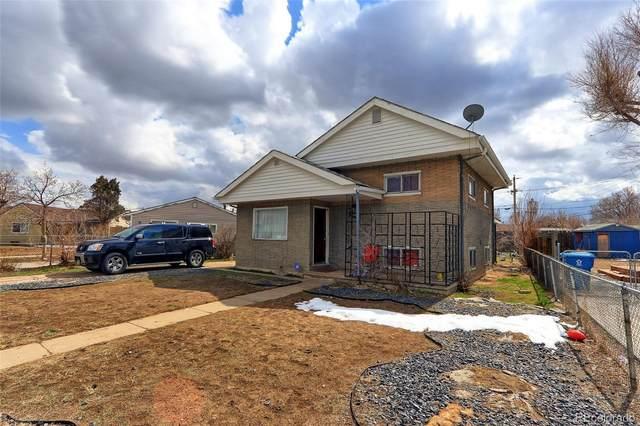 4480 Riggi Place, Commerce City, CO 80022 (MLS #2962104) :: Wheelhouse Realty