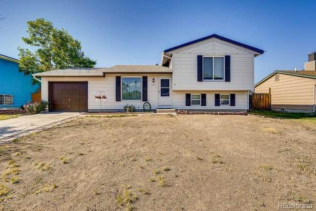 2705 W 101st Place, Federal Heights, CO 80260 (#2962418) :: The Heyl Group at Keller Williams