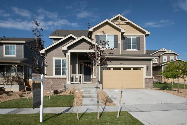 6675 S Millbrook Court, Aurora, CO 80016 (MLS #2962498) :: 8z Real Estate