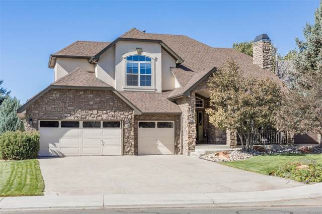 5921 S Eagle Street, Centennial, CO 80016 (#2962572) :: The DeGrood Team