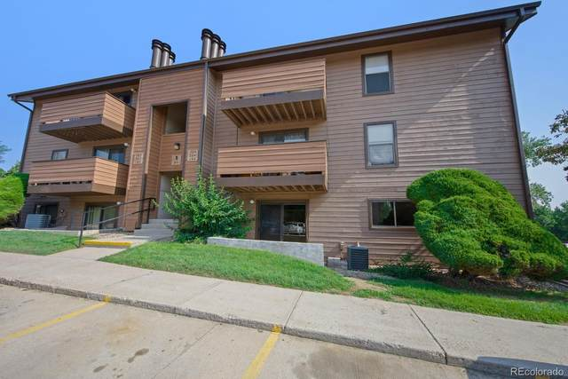 211 Wright Street #104, Lakewood, CO 80228 (#2962602) :: Finch & Gable Real Estate Co.