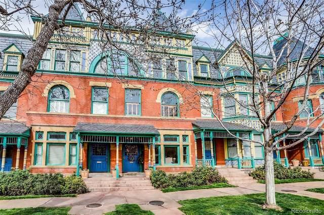 407 21st Street, Denver, CO 80205 (#2962888) :: Kimberly Austin Properties