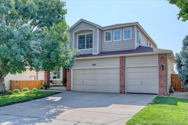 10185 Silver Maple Circle, Highlands Ranch, CO 80129 (#2963089) :: The Gilbert Group