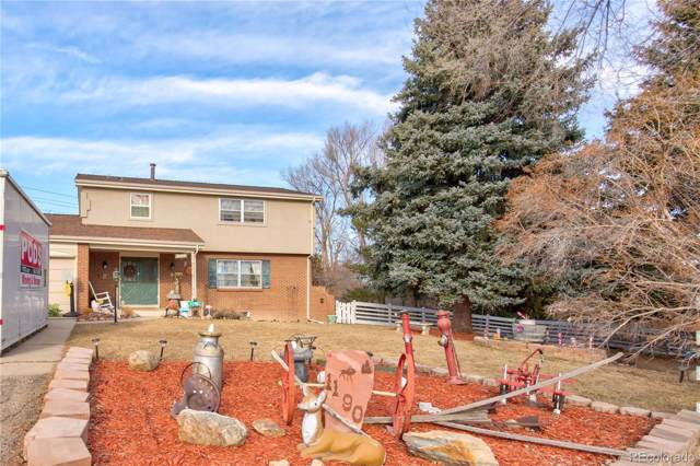1190 Johnson Street, Lakewood, CO 80215 (MLS #2963278) :: Keller Williams Realty