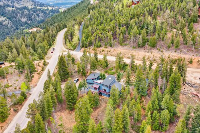 1375 Saddleback Drive, Evergreen, CO 80439 (#2963608) :: 5281 Exclusive Homes Realty