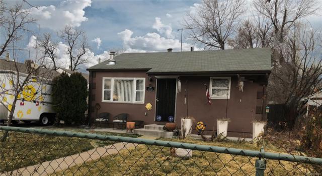1701 Beeler Street, Aurora, CO 80010 (MLS #2963704) :: 8z Real Estate