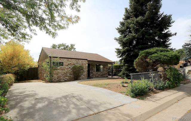 142 S Xavier Street, Denver, CO 80219 (MLS #2963739) :: Find Colorado Real Estate