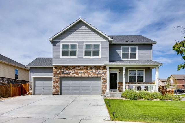 6493 N Ensenada Court, Aurora, CO 80019 (#2964056) :: The City and Mountains Group