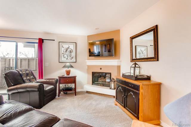 6380 S Boston Street #105, Greenwood Village, CO 80111 (#2964083) :: Bring Home Denver with Keller Williams Downtown Realty LLC