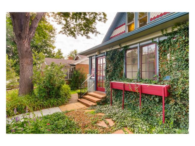 4632 W 34th Avenue, Denver, CO 80212 (MLS #2964517) :: 8z Real Estate