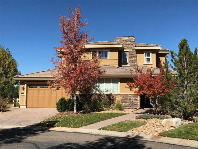 5 Sandalwood Way, Highlands Ranch, CO 80126 (#2964634) :: The Heyl Group at Keller Williams