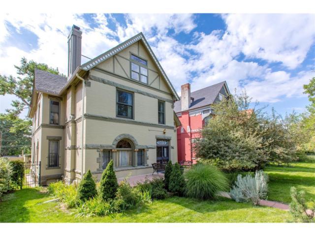 1623 N Ogden Street, Denver, CO 80218 (MLS #2964704) :: 8z Real Estate