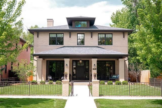 2139 S Columbine Street, Denver, CO 80210 (#2964731) :: Bring Home Denver with Keller Williams Downtown Realty LLC