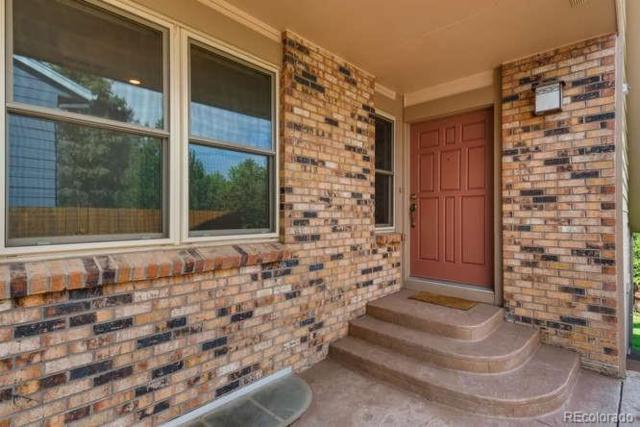 8038 S Newport Court, Centennial, CO 80112 (#2964755) :: The Peak Properties Group