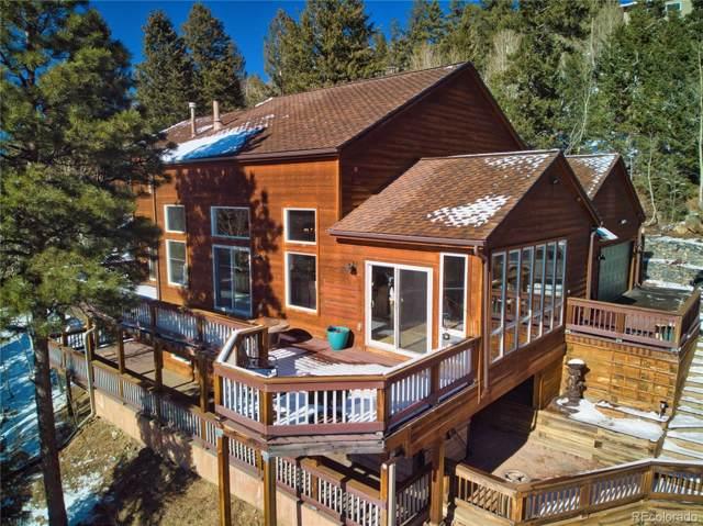 11711 Baca Road, Conifer, CO 80433 (MLS #2964873) :: 8z Real Estate