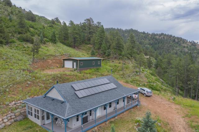 4848 Little Turkey Creek Road, Colorado Springs, CO 80926 (#2964968) :: James Crocker Team