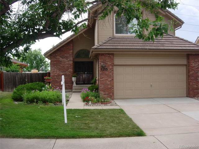 3355 S Tulare Court, Denver, CO 80231 (#2965295) :: The DeGrood Team