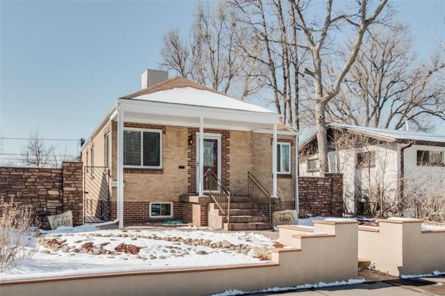 2261 S Lincoln Street, Denver, CO 80210 (#2965666) :: The Pete Cook Home Group