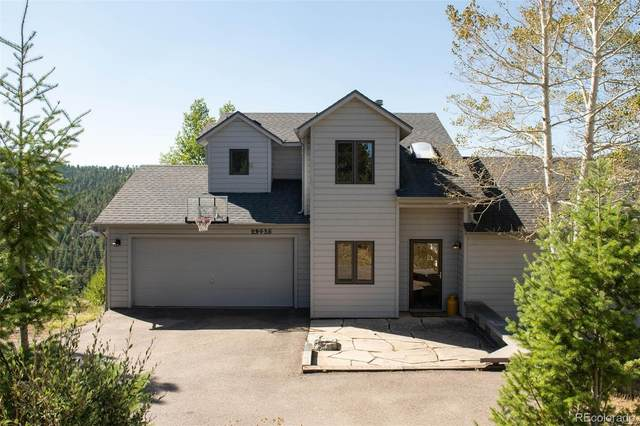 29435 Roan Drive, Evergreen, CO 80439 (MLS #2965989) :: Clare Day with Keller Williams Advantage Realty LLC