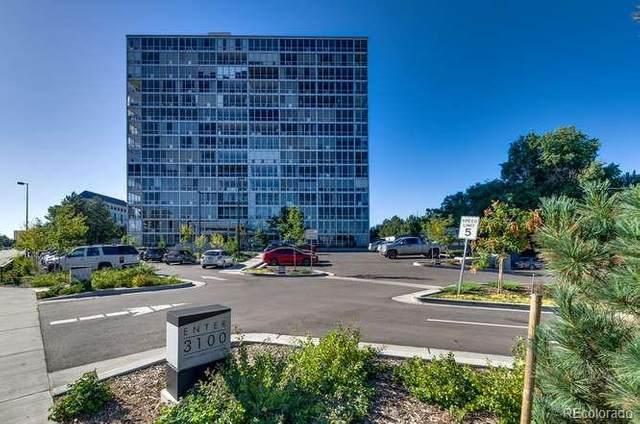 3100 E Cherry Creek South Drive #707, Denver, CO 80209 (#2966421) :: Mile High Luxury Real Estate