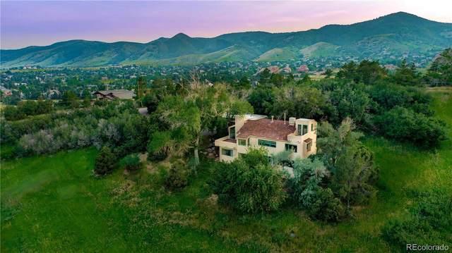 6200 Crestbrook Drive, Morrison, CO 80465 (MLS #2966509) :: Find Colorado
