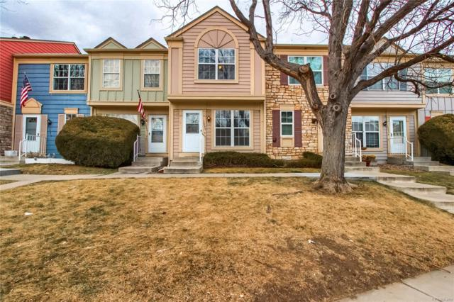 10853 W Dartmouth Avenue, Lakewood, CO 80227 (#2966732) :: The Peak Properties Group