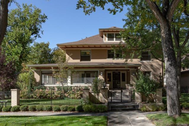305 N Franklin Street, Denver, CO 80218 (#2966873) :: My Home Team