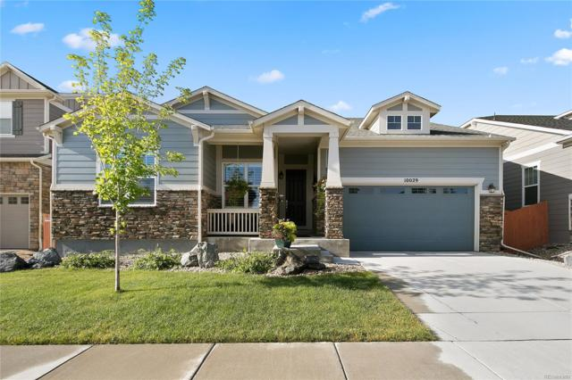 10029 Atlanta Street, Parker, CO 80134 (#2967069) :: The Pete Cook Home Group