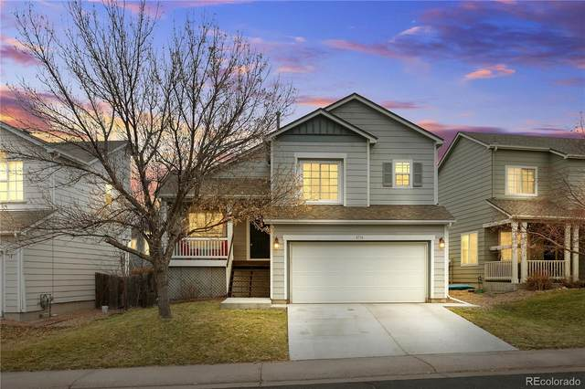8736 Starwood Lane, Parker, CO 80134 (#2967096) :: The Healey Group