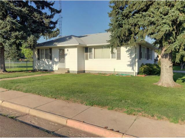 402 4th Street, Flagler, CO 80815 (#2967725) :: Bring Home Denver