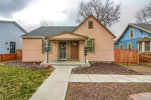 1681 Dallas Street, Aurora, CO 80010 (#2967949) :: The Peak Properties Group
