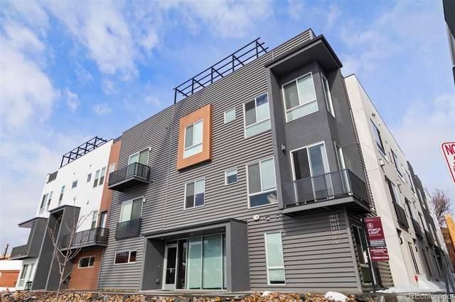 3065 W 16th Avenue, Denver, CO 80204 (#2968062) :: The Griffith Home Team