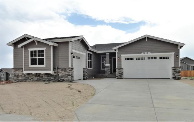 10934 Summer Sage Place, Peyton, CO 80831 (#2968107) :: The HomeSmiths Team - Keller Williams