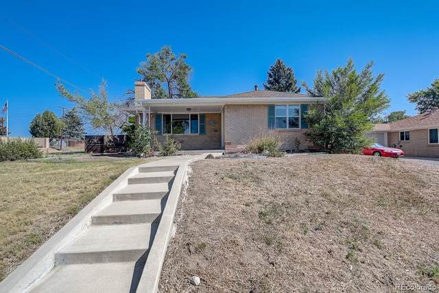 9575 W 54th Place, Arvada, CO 80002 (#2968199) :: Kimberly Austin Properties