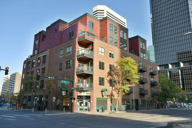 1800 Lawrence Street #206, Denver, CO 80202 (#2968516) :: Symbio Denver