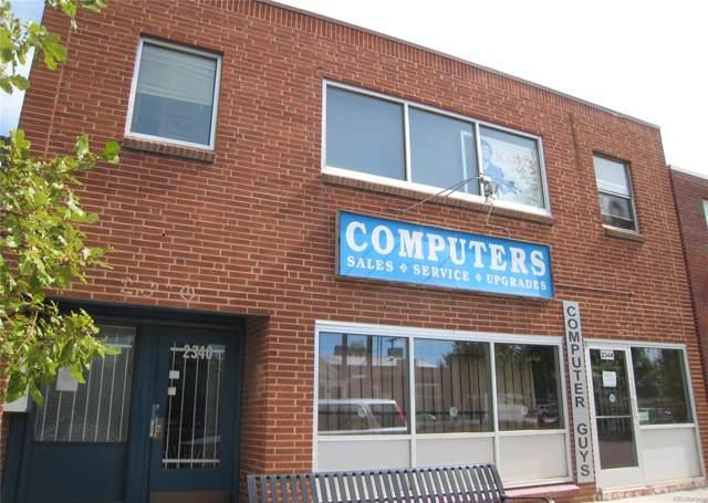 2340 S Broadway, Denver, CO 80210 (MLS #2968585) :: 8z Real Estate