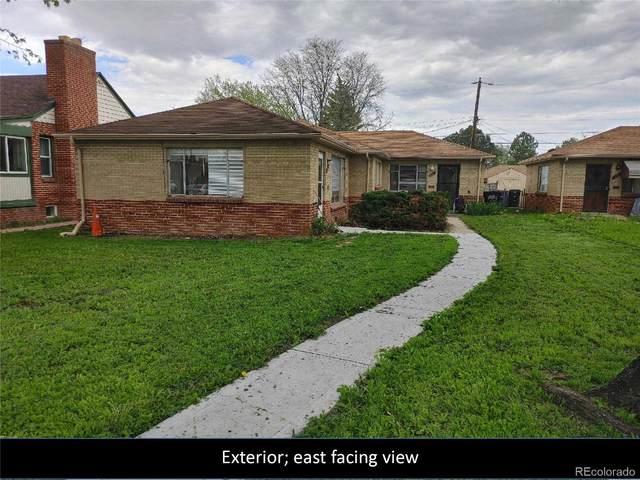 1416 Wabash Street #1418, Denver, CO 80220 (#2969001) :: The Colorado Foothills Team | Berkshire Hathaway Elevated Living Real Estate