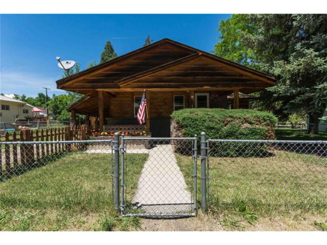 6415 3rd Street, Louviers, CO 80131 (MLS #2969308) :: 8z Real Estate