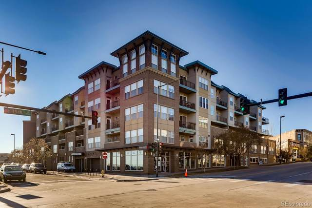 1441 Central Street #409, Denver, CO 80211 (#2969404) :: The Griffith Home Team